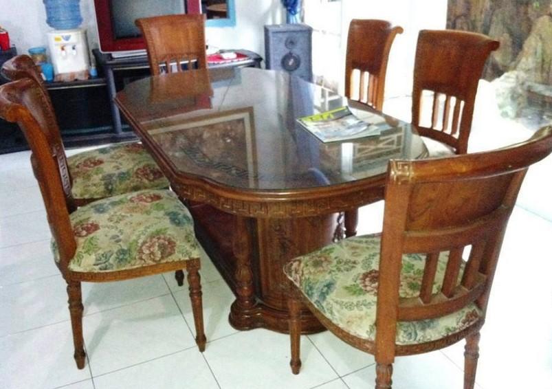 Meja Makan Jati Dan Harganya