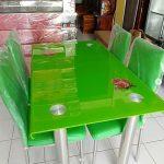 Meja Makan Kaca Terbaru