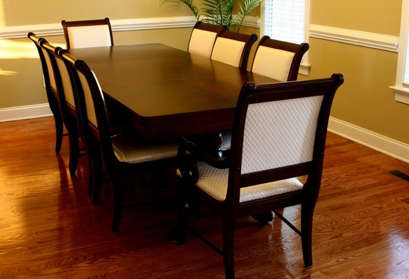 Meja Makan Kayu Terbaru