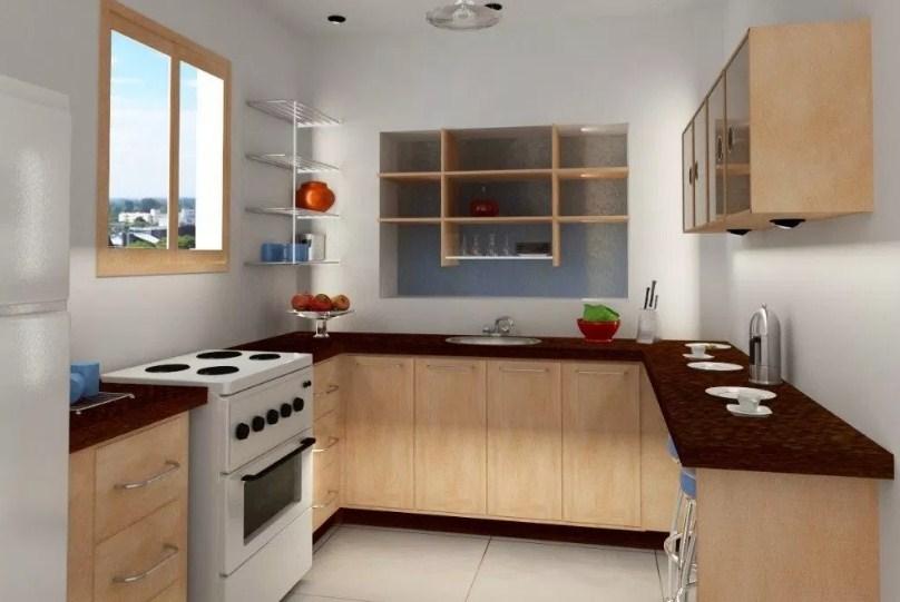 25 Desain Dapur Minimalis Type 36 Yang Cantik Modern