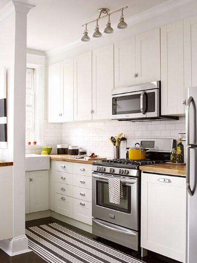 Model Kabinet Dapur Kecil