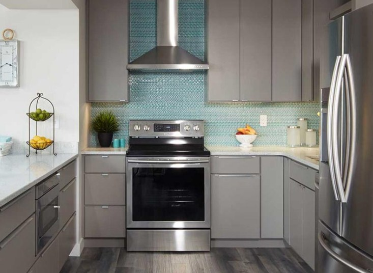 Model Kabinet Dapur Modern