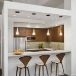 Model Kitchen Set Minimalis Dapur Kecil