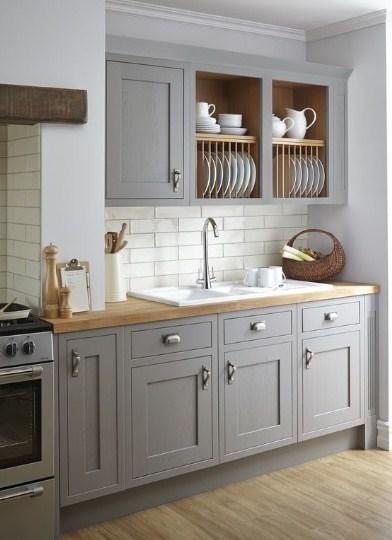 Model Lemari Dinding Dapur Sederhana