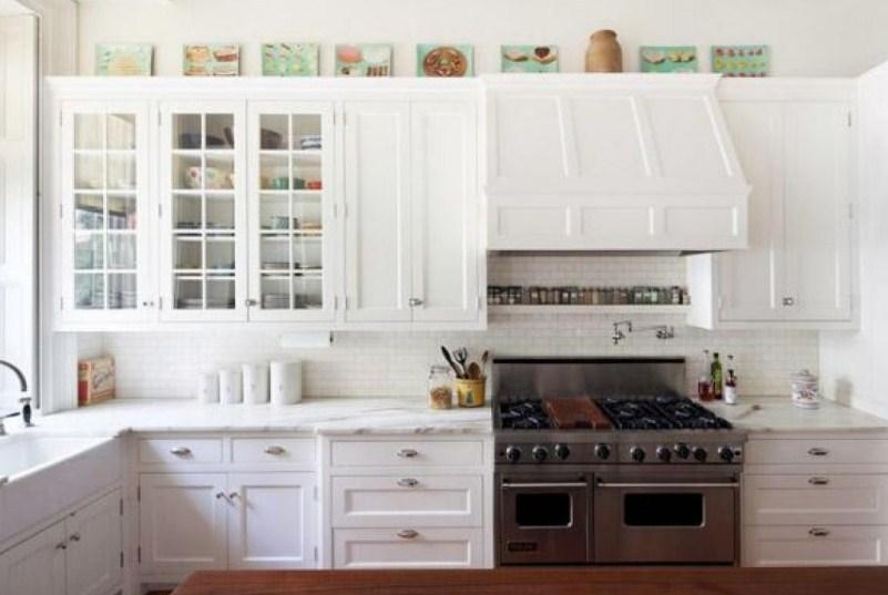 Model Lemari Kaca Minimalis Untuk Dapur