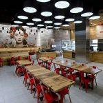 Model Meja Makan Restoran