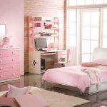 Perpaduan Warna Cat Kamar Tidur Anak Perempuan