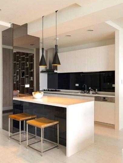 Tata Ruang Dapur Kecil Minimalis