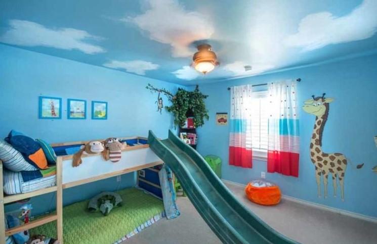 Warna Cat Dinding Kamar Anak Laki Laki