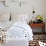 Warna Cat Kamar Tidur Sempit Minimalis Putih