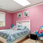 Warna Cat Pink Untuk Kamar Tidur