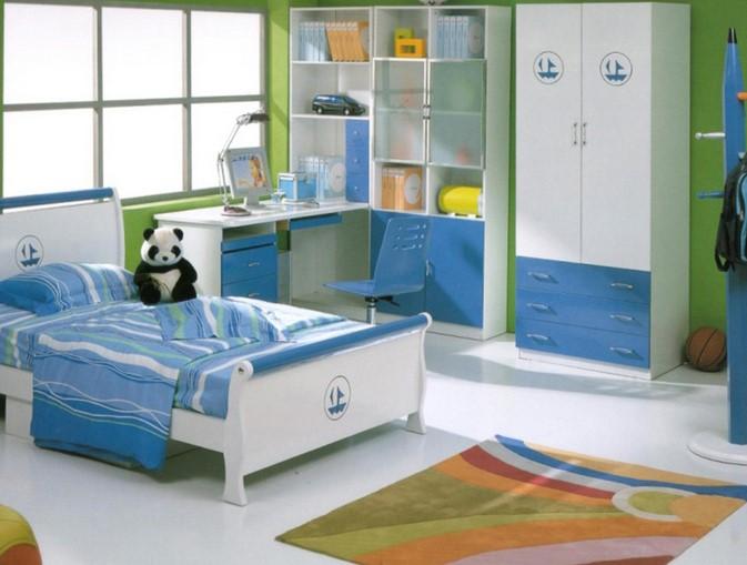 Warna Cat Untuk Kamar Anak Laki Laki