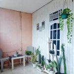 Aneka Teras Rumah Sederhana