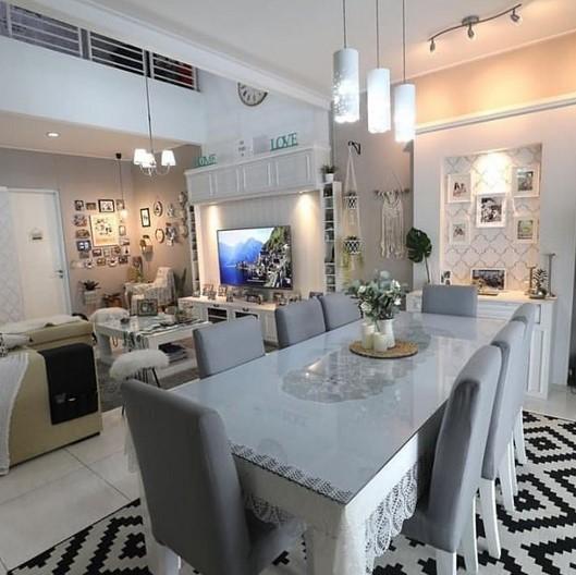 Bentuk Ruang Makan Minimalis