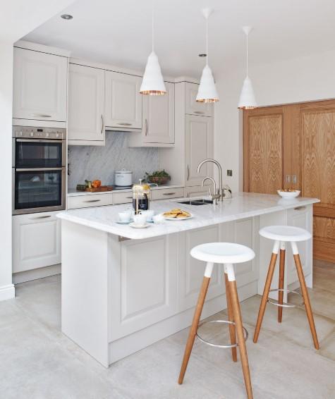 Contoh Desain Dapur Kecil Sederhana