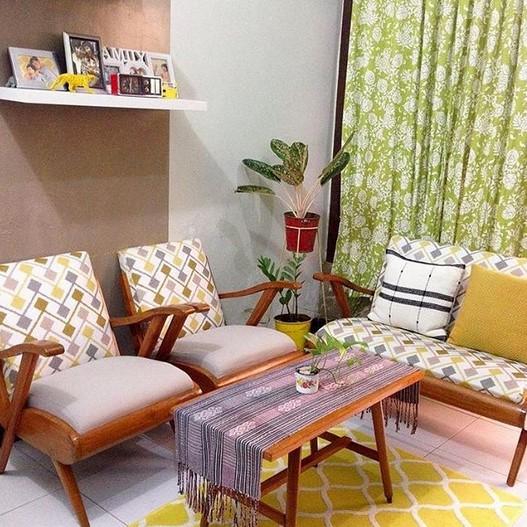 Contoh Desain Ruang Tamu Sederhana