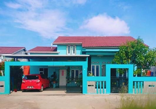Contoh Model Teras Rumah Mewah