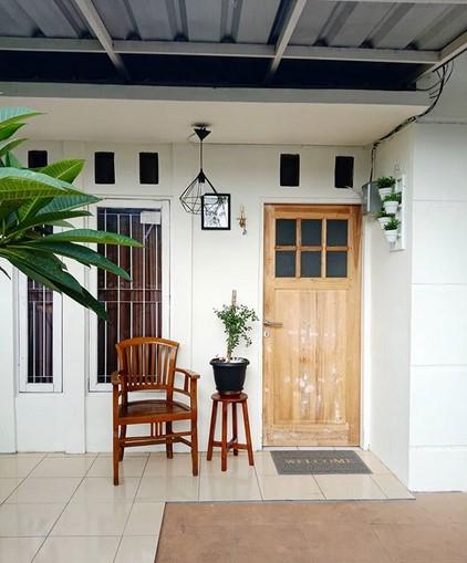 Contoh Teras Rumah Mewah
