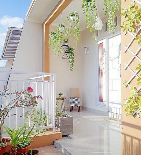 Contoh Teras Rumah Sederhana Tapi Mewah