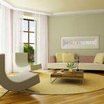 Contoh Warna Cat Ruang Tamu Minimalis