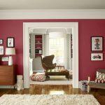 Contoh Warna Cat Tembok Ruang Tamu Minimalis