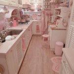 Dapur Kayu Minimalis Modern