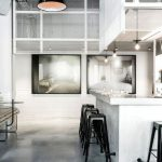 Dapur Minimalis Cafe