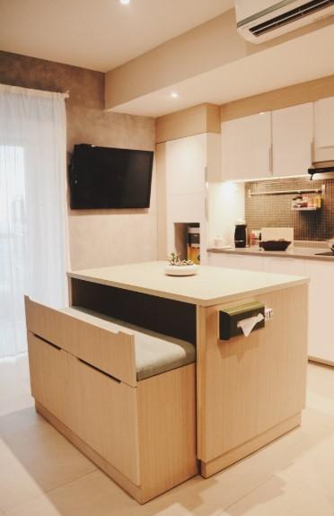 Dapur Minimalis Modern Tanpa Kitchen Set