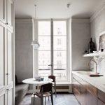 Dapur Minimalis Modern Ukuran Kecil