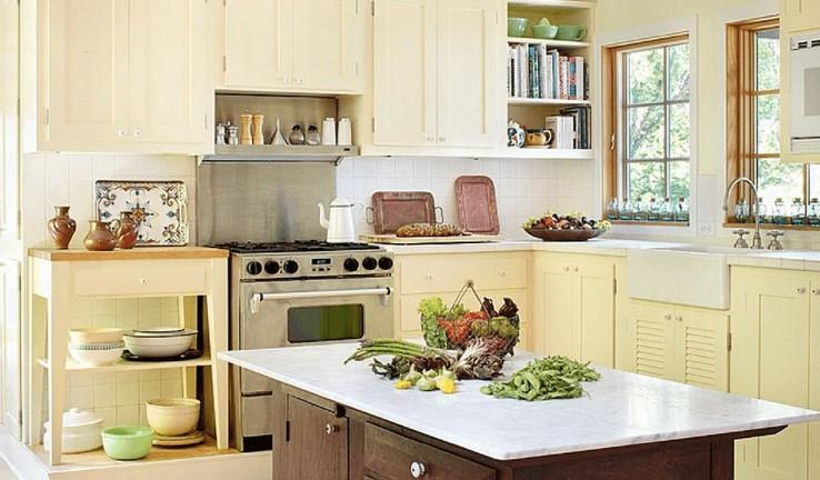 Dapur Minimalis Ukuran 2x3 Sederhana