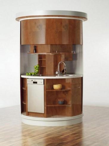 Dapur Minimalis Unik