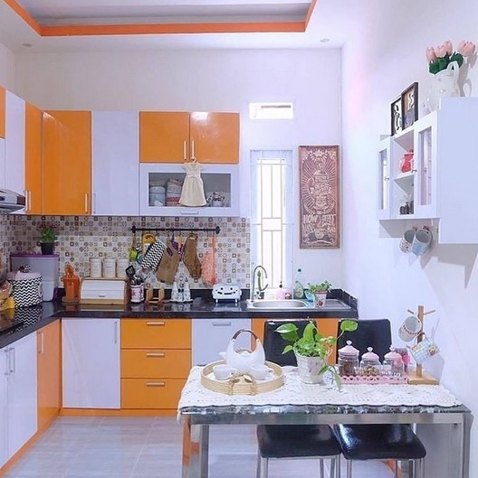 Dapur Minimalis Yang Modern