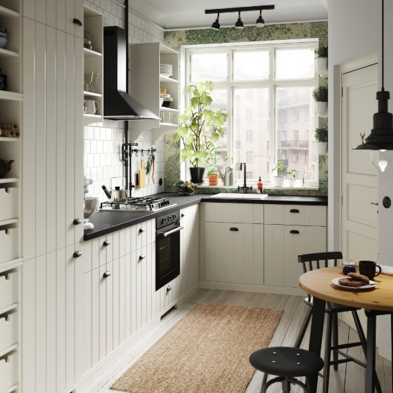 Dapur Sederhana Ukuran Kecil