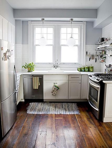 Dekor Dapur Kecil Sederhana