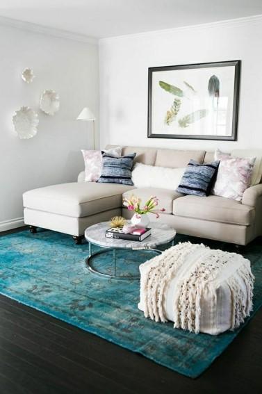 Dekorasi Dan Warna Cat Ruang Tamu Yang Cantik