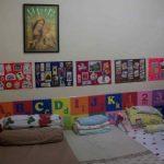Dekorasi Kamar Anak Dengan Kertas Kado