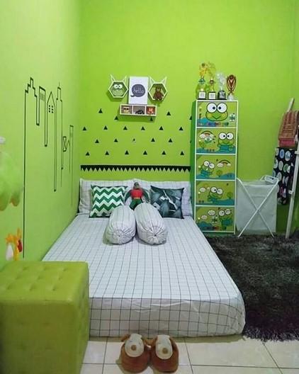 45 Dekorasi Kamar Tidur Anak Minimalis Perempuan Laki