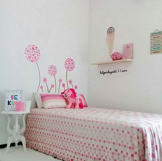 Dekorasi Kamar Anak Lucu