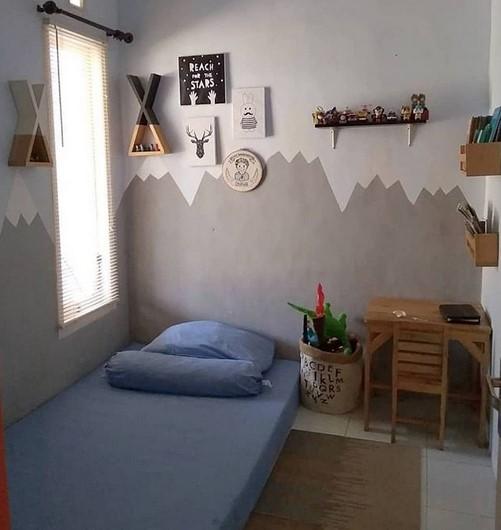 Dekorasi Kamar Anak Sederhana Minimalis