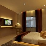 Dekorasi Kamar Hotel Minimalis