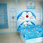 Dekorasi Kamar Minimalis Doraemon