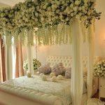 Dekorasi Kamar Pengantin Sederhana