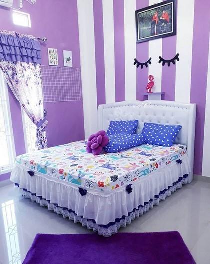 Dekorasi Kamar Tidur Anak Terbaru