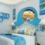 Dekorasi Kamar Tidur Doraemon