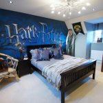 Dekorasi Kamar Tidur Harry Potter