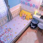 Dekorasi Kamar Tidur Sederhana Perempuan