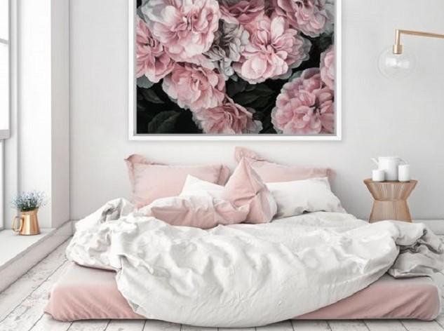 Dekorasi Kamar Tidur Tanpa Ranjang