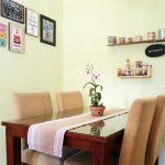 Dekorasi Ruang Makan Kecil