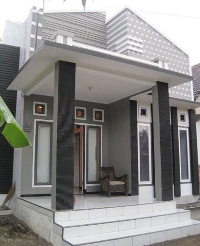Desain Atap Teras Depan Rumah