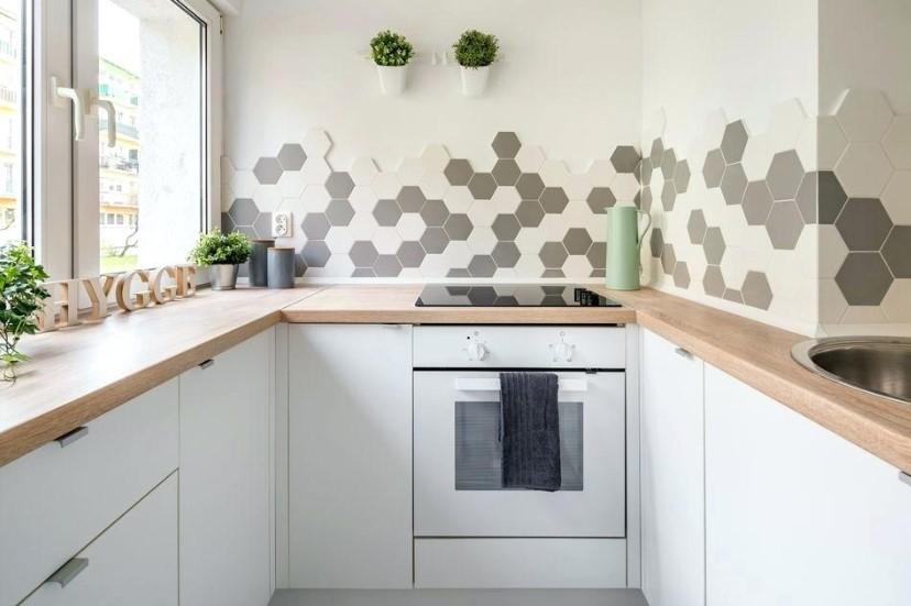 Desain Dapur Bersih Sederhana